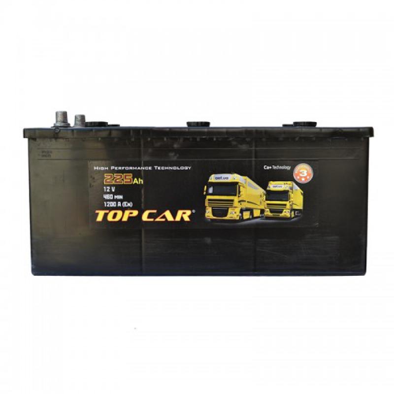 Аккумуляторы TOP CAR