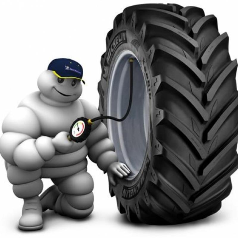 Сельскохозяйственные шины Michelin